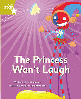 Clinker Castle Gold Level Fiction: The Princess Won't Laugh Pack of 3: Star Adventures