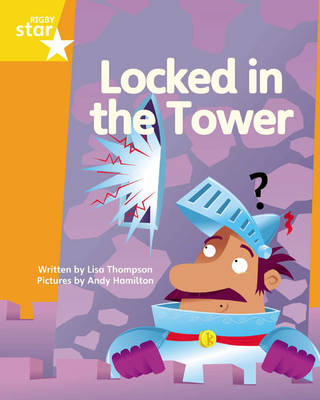 Clinker Castle Yellow Level Fiction: Locked in the Tower Single