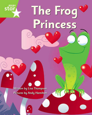 Clinker Castle Green Level Fiction: The Frog Princess Single