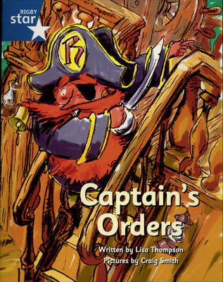 Pirate Cove Blue Level Fiction: Captain's Orders