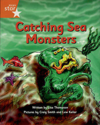 Pirate Cove: Orange Level Fiction: Catching Sea Monsters