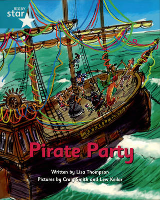 Pirate Cove Turquoise Level Fiction: Pirate Party