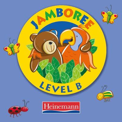 Jamboree Storytime Level B: Audio CD  2nd edition