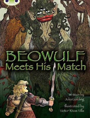 BC Grey B/3B Beowulf Meets His Match
