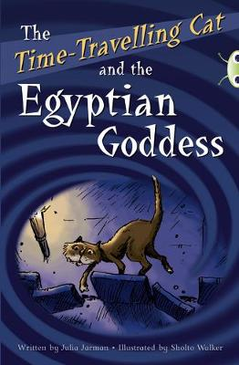 BC Red (KS2) A/5C the Time-Travelling Cat and the Egyptian Goddess