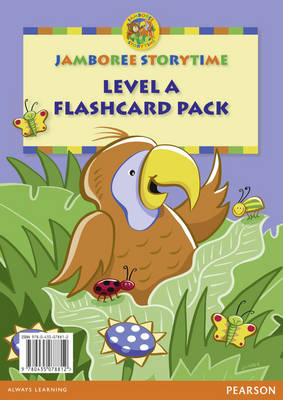 Jamboree Storytime Level A: Flashcard Pack