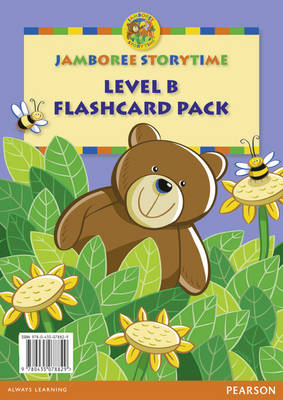 Jamboree Storytime Level B: Flashcard Pack