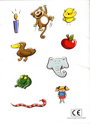 Jamboree Storytime Level A: Sticker Pack