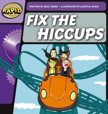 Rapid Phonics Fix the Hiccups Step 1 (Fiction)
