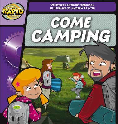 Rapid Phonics Come Camping Step 2 (Fiction)