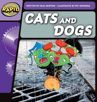 Rapid Phonics Cats and Dogs Step 2 (Fiction)