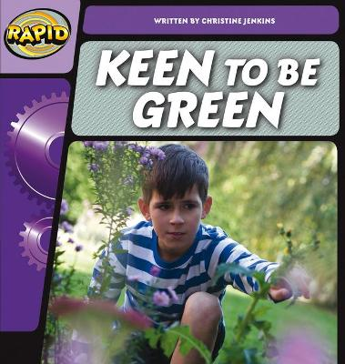 Rapid Phonics Keen to be Green Step 2 (Fiction)