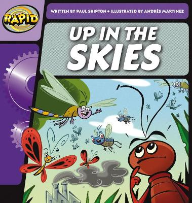 Rapid Phonics Up in the Skies  Step 2 (Fiction)