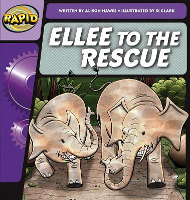 Rapid Phonics Ellee to the Rescue Step 2 (Fiction)