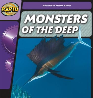 Rapid Phonics Monsters of the Deep Step 2 (Non-fiction)
