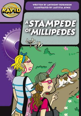 Rapid Phonics A Stampede of Millipedes Step 3 (Fiction)
