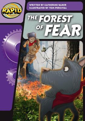 Rapid Phonics The Forest of Fear Step 3 (Fiction)