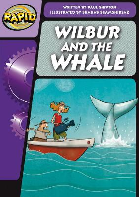 Rapid Phonics Wilbur and the Whale Step 3 (Fiction)