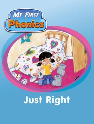 Match Funding My First Phonics Just Right Blue A Set 16