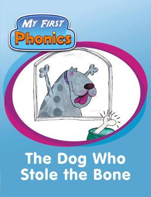 Match Funding My First Phonics The Dog Who Stole the Bone Blue B Set 17