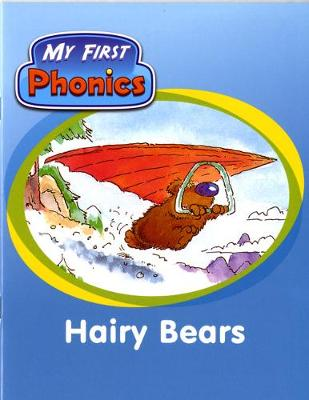 Match Funding My First Phonics Hairy Bears Green A Set 22
