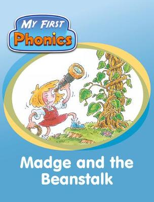 Match Funding My First Phonics Madge and the Beanstalk Green C Set 25