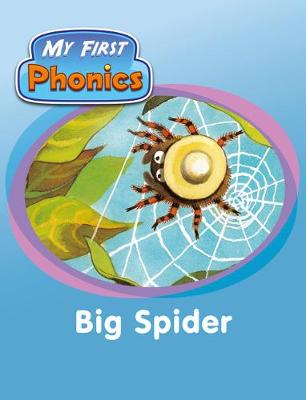 Match Funding My First Phonics Big Spider Green C Set 27