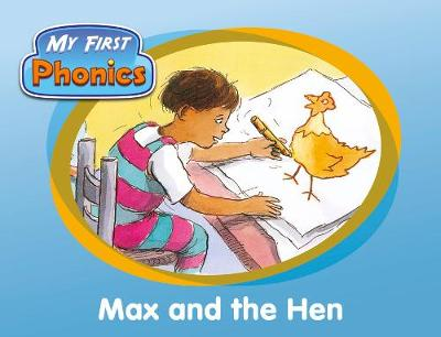 Match Funding My First Phonics Max and the Hen Red A Set 6