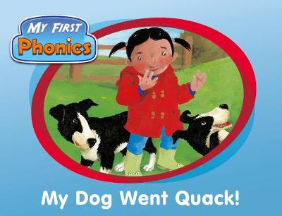 Match Funding My First Phonics My Dog Went Quack Red A Set 7
