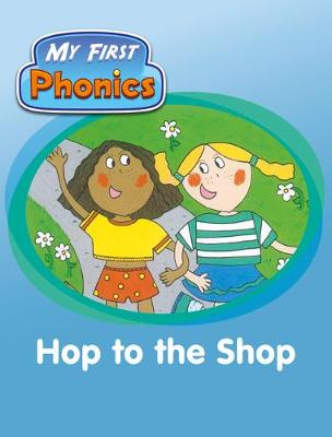 Match Funding My First Phonics Hop to the Shop Red B Set 8