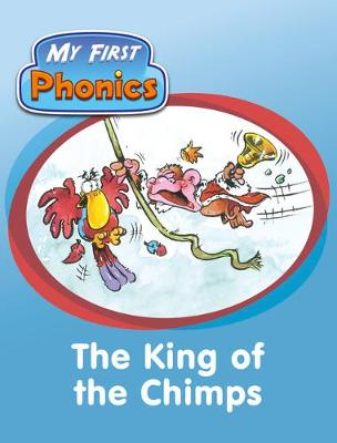 Match Funding My First Phonics The King of the Chimps Red B Set 8