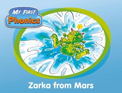 Match Funding My First Phonics Zarka from Mars Red C Set 10