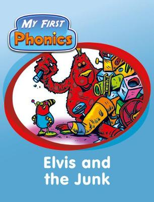 Match Funding My First Phonics Elvis and the Junk Red C Set 12