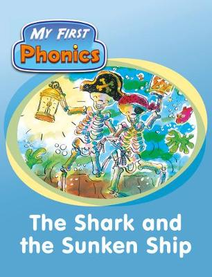 Match Funding My First Phonics The Shark and the Sunken Ship Red C Set 12
