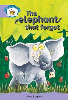 Book Pages Literacy Edition Storyworlds Stage 8 Animal World The Elephant That Forgot 11