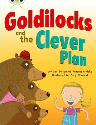 BC Orange B/1A Goldilocks and the Clever Plan