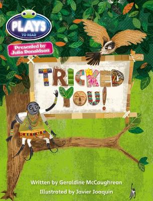 Julia Donaldson Plays Blue (KS2)/4B-4A  Tricked You!