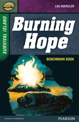 Rapid Stage 9 Assessment book: Burning Hope