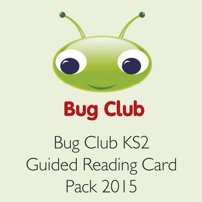 Bug Club KS2 Guided Reading Card Pack