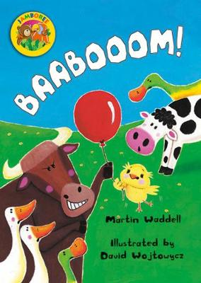 Jamboree Storytime Level A: Baabooom Big Book
