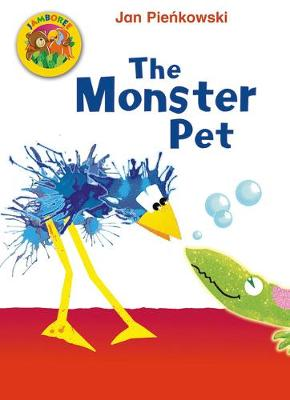 Jamboree Storytime Level B: The Monster Pet Big Book