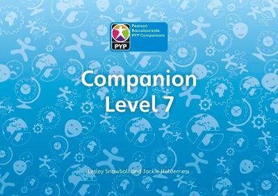 PYP Level 7 Companion single