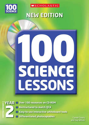 100 Science Lessons for Year 2