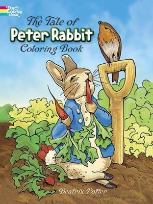 The Tale of Peter Rabbit Colouring Book