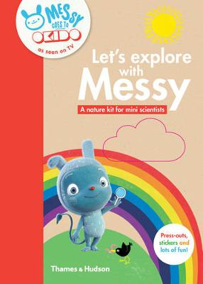 Let's Explore with Messy: A Nature Kit for Mini Scientists