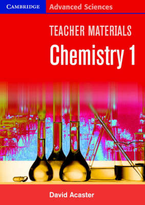 Teacher Materials Chemistry 1 CD-ROM