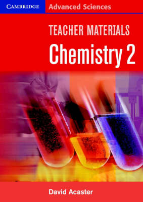 Teacher Materials Chemistry 2 CD-ROM