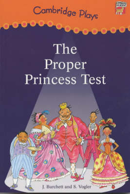 Cambridge Plays: The Proper Princess Test