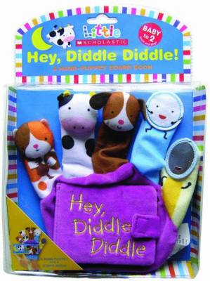 Little Scholastic: Hey Diddle Diddle Hand Puppet