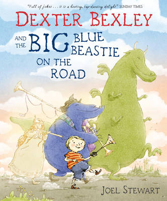 Dexter Bexley and the Big Blue Beastie on the Road